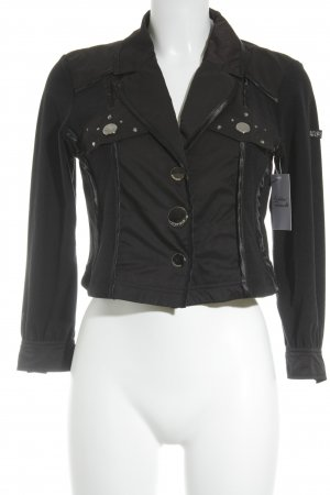 Airfield Sweatjacke schwarz Casual-Look