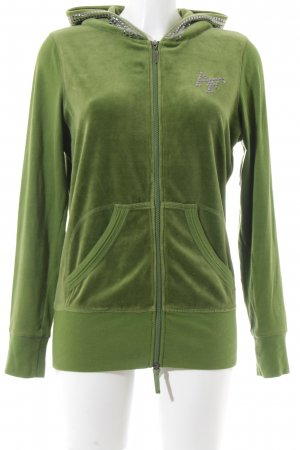 Airfield Sweatshirt grün Casual-Look
