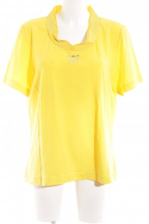 Airfield T-Shirt blassgelb Casual-Look