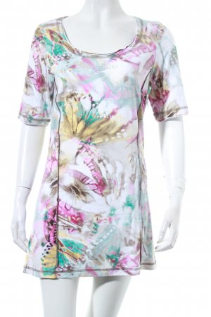 Airfield T-Shirt florales Muster Romantik-Look