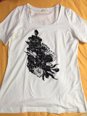 Airfield, T-Shirt, weiß, Größe 44