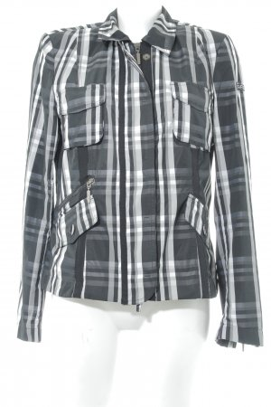Airfield Between-Seasons Jacket check pattern classic style