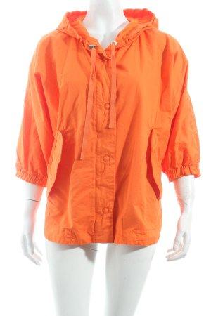 Airfield Übergangsjacke orange Casual-Look