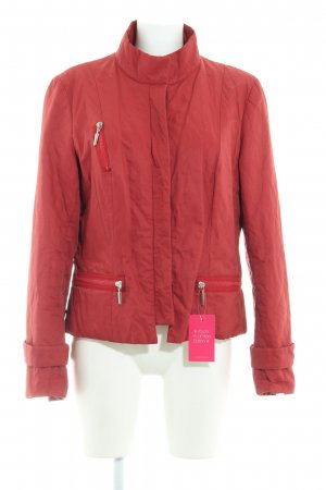 Airfield Between-Seasons Jacket brick red