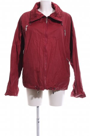 Airfield Chaqueta reversible rojo look casual