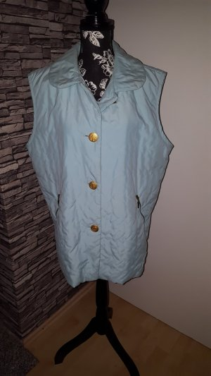 Airfield Quilted Gilet baby blue