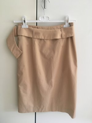 Airfield Wraparound Skirt beige-oatmeal