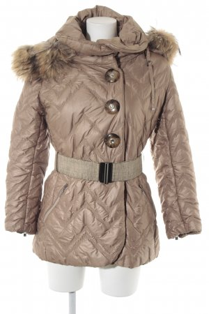 Airfield Giacca invernale beige-marrone chiaro soffice