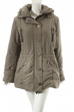 Airfield Wintermantel beige Casual-Look