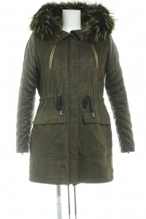 Airfield Winter Coat multicolored casual look