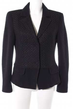 Airfield Woll-Blazer schwarz Business-Look