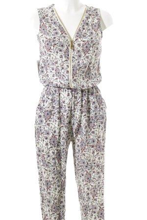 Airisa Jumpsuit bloemenprint romantische stijl