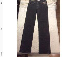 Airline Jeans Gr 29/ 38  mit Schmuckdetails