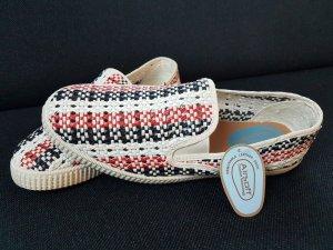 Zapatos sin cordones multicolor