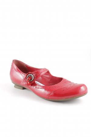 Airstep Riemchen Ballerinas rot Casual-Look