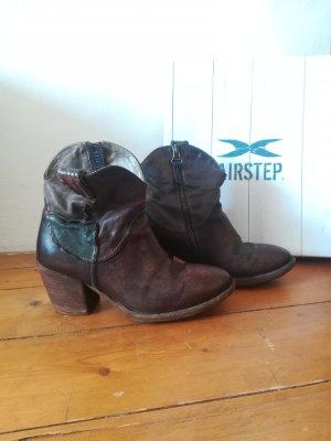 Airstep Chelsea Boots dark brown