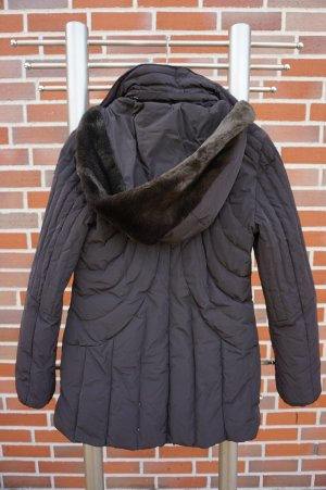 Armani Jeans Chaqueta marrón-negro
