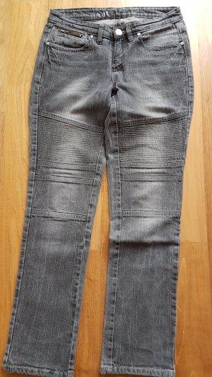 AJC Jeans da motociclista grigio