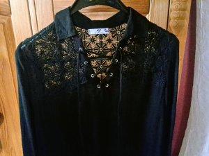 AJC Long Sleeve Blouse black