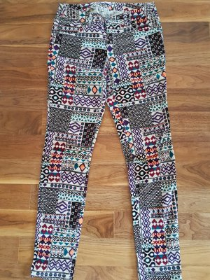 AJC Corduroy Trousers multicolored