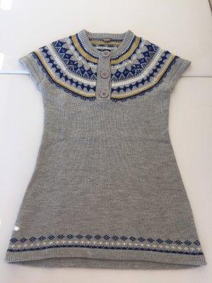 AJC graues strickshirt/-Kleid in Größe 32/34
