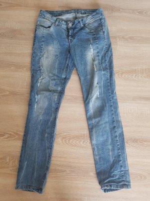 AJC Straight Leg Jeans blue