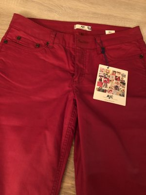 AJC Trousers brick red