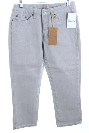 AJC Jeans hellgrau Casual-Look