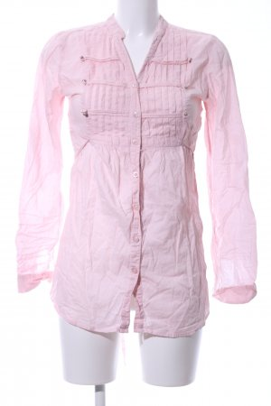 AJC Long Sleeve Blouse pink casual look