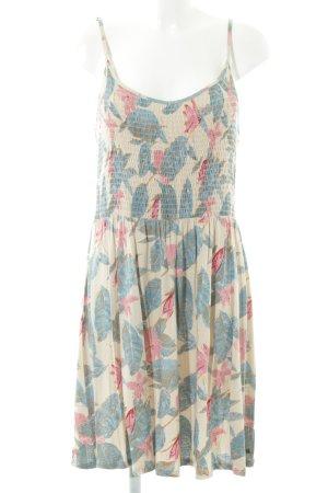 AJC Midi Dress flower pattern casual look