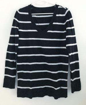 AJC Sweater black-white