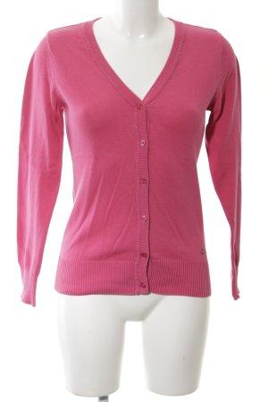 AJC Strickjacke pink Casual-Look