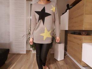 AJC Sweater lichtgrijs