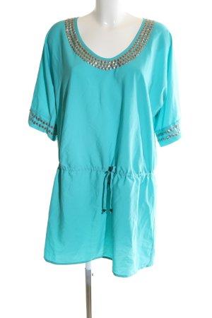 AJC Tunic Dress turquoise elegant