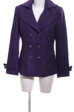 AJC Wool Jacket lilac vintage look