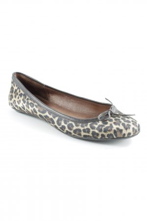 Akira Mary Jane Ballerinas animal pattern animal print