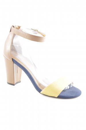 Akira Strapped pumps multicolored elegant