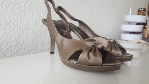 Akira Sandalen grijs-bruin