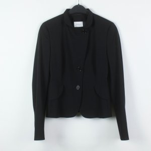 Akris Blazer black wool