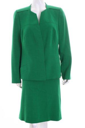 Akris Tailleur vert style rétro