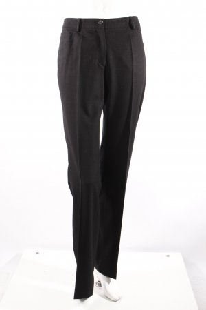 Akris Woolen Trousers black wool