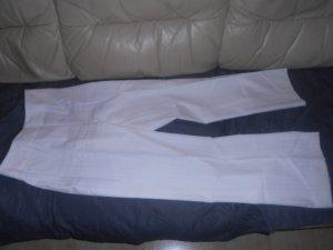 Akris punto Trouser Suit white cotton