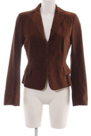 Akris punto Short Blazer brown business style