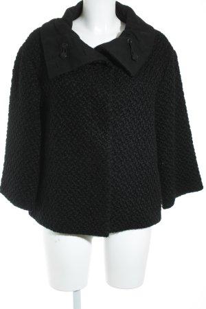 Akris punto Between-Seasons Jacket black casual look