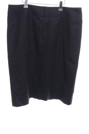 Akris punto Wool Skirt black business style