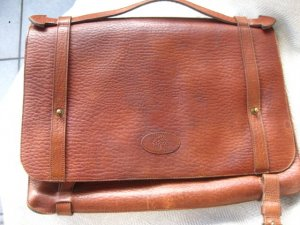 Mulberry College Bag brown leather