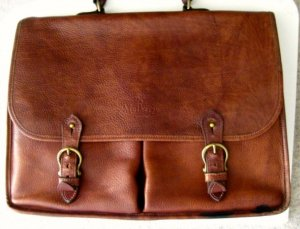 "Aktentasche original Mulberry ""Wexford"""