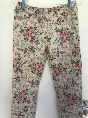 Gina Jeggings multicolored cotton