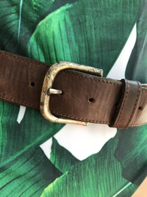 Replay Ceinture en cuir multicolore cuir