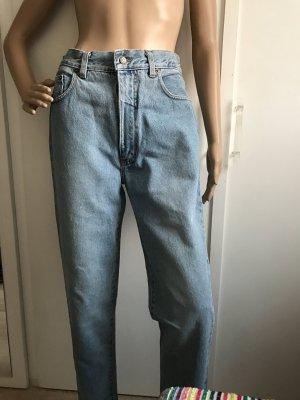 """AKTION """"SCHNÄPPCHEN-SOMMER!!! * Tolle Vintage High Waist Jeans * Neu mit Etikett * von Jet Set * 34/36"""
